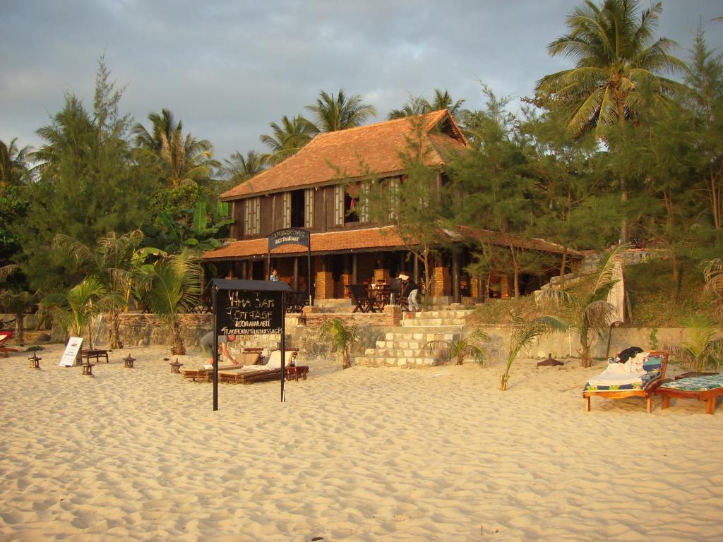 Nha San Cottage