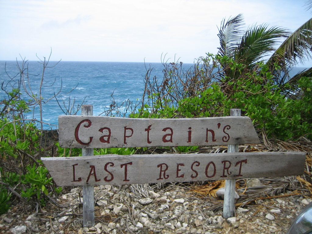 Captain's Last Resort
