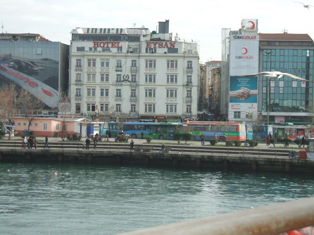 Eysan Hotel