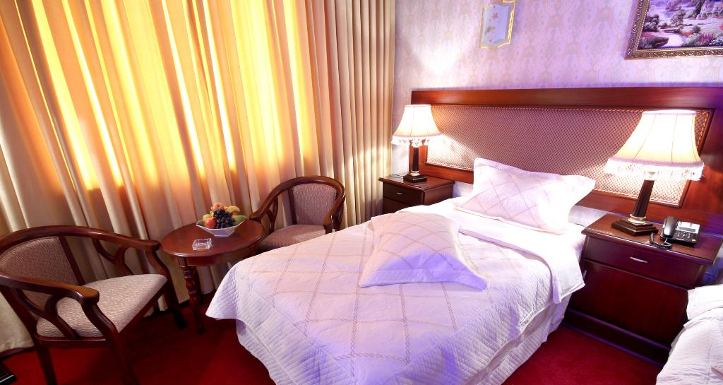 Bauabet Africa Hotel