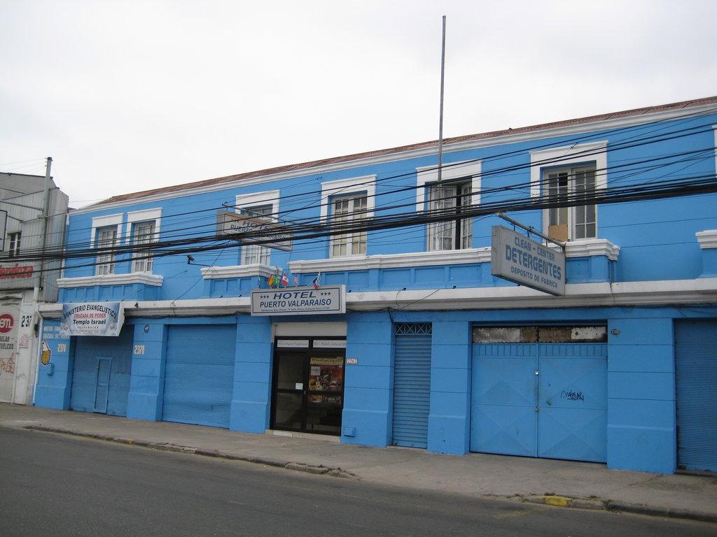 Hotel Puerto Valparaiso
