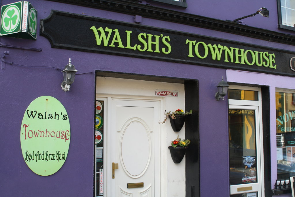 Walsh's Townhouse B&B