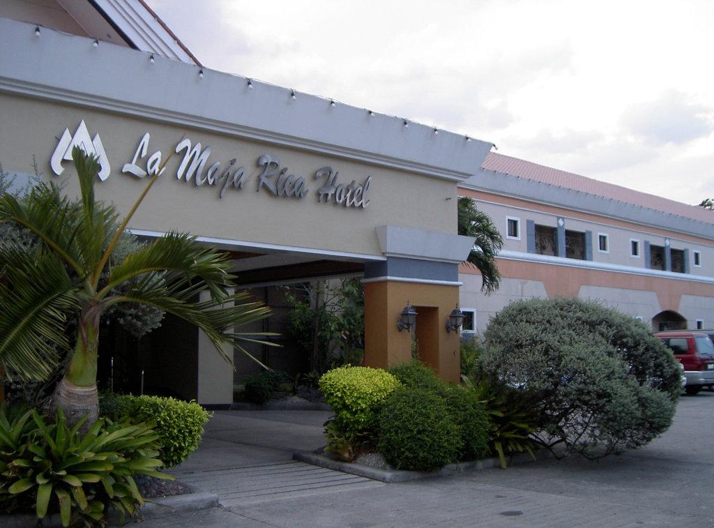 라 마자 리카 호텔