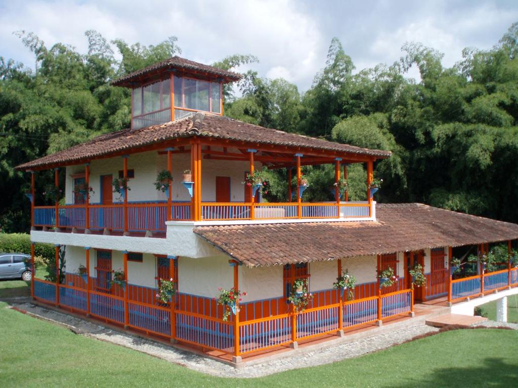 El Guadual Finca Hotel