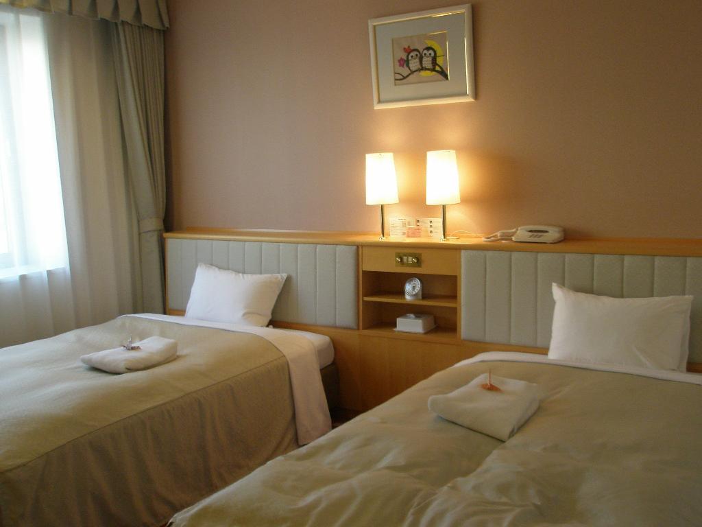 โรงแรมเจอาร์ คิวชู คุมาโมโตะ