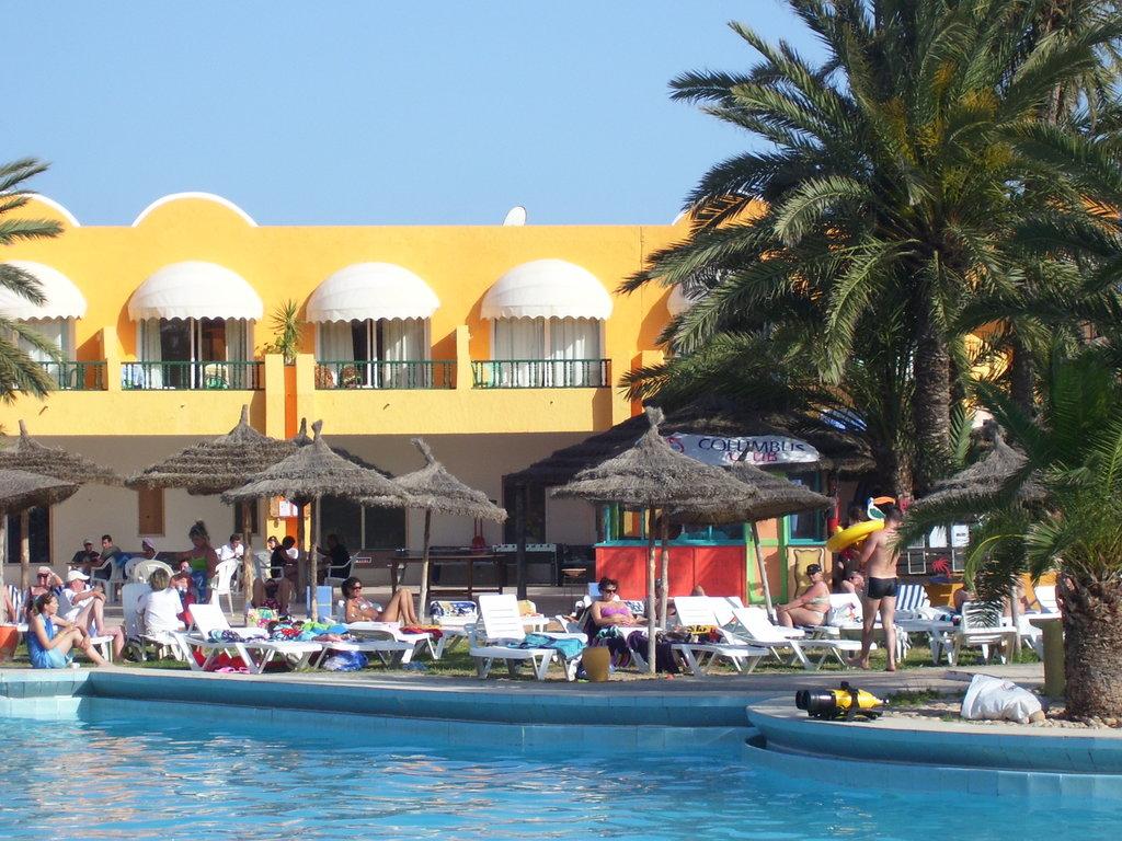 Hotel Palma Djerba
