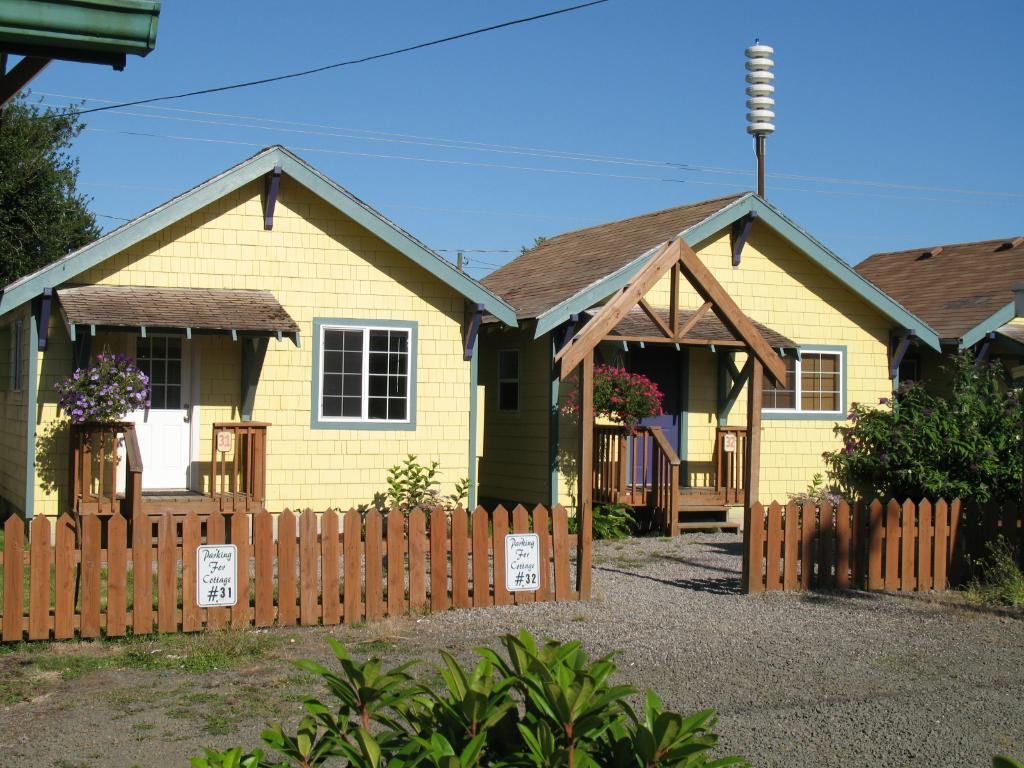 Seaview Motel & Cottages