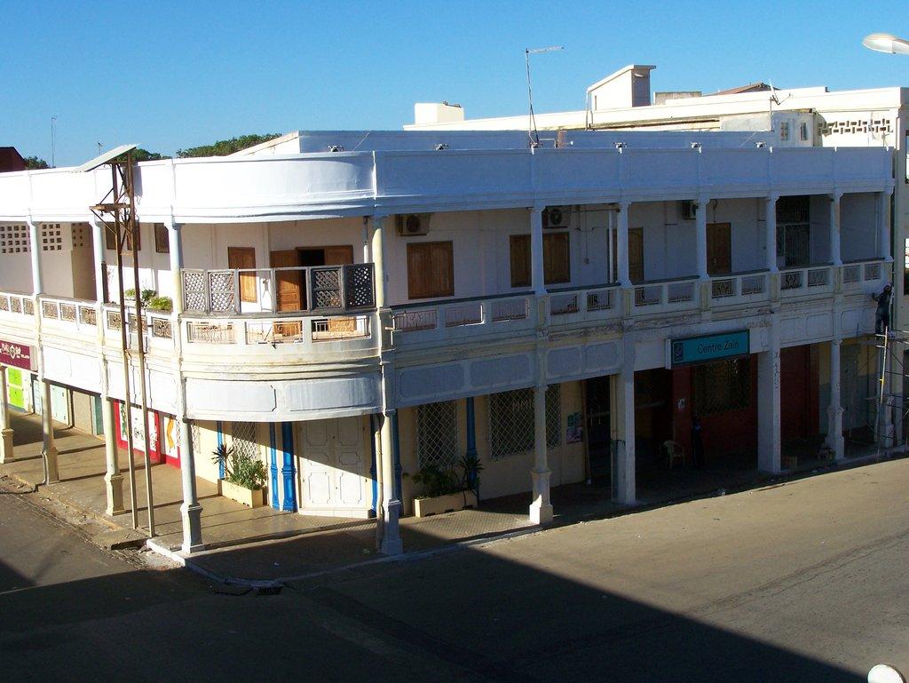 L'hotel Les Arcades