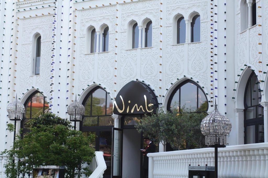 โรงแรมนิมบ์