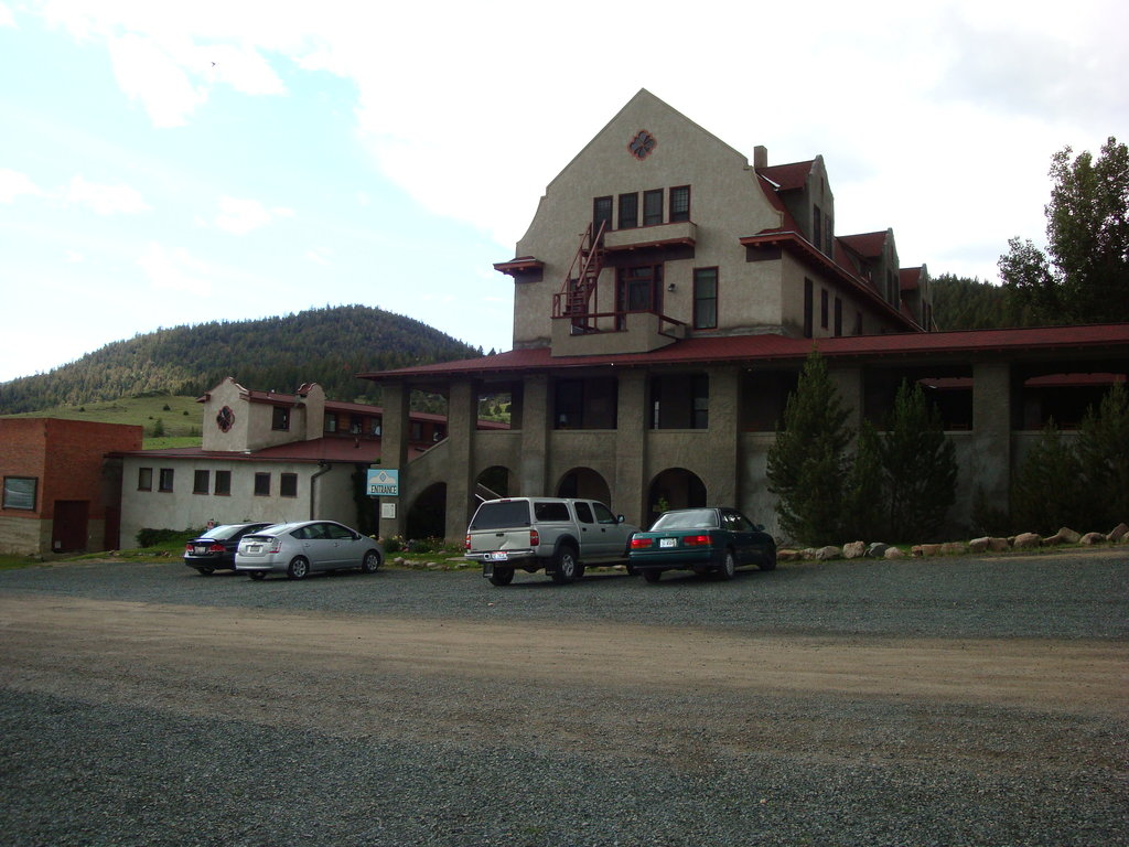 ‪Boulder Hot Springs Inn and Spa‬