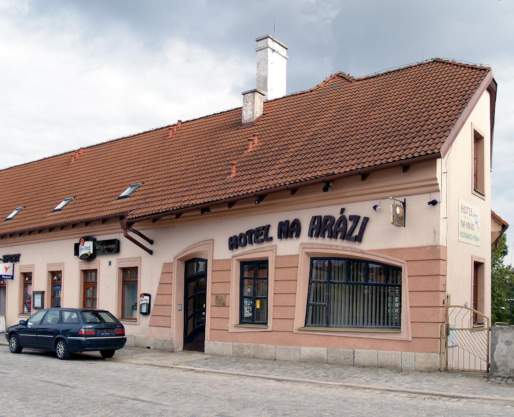 Hotel Na Hrazi