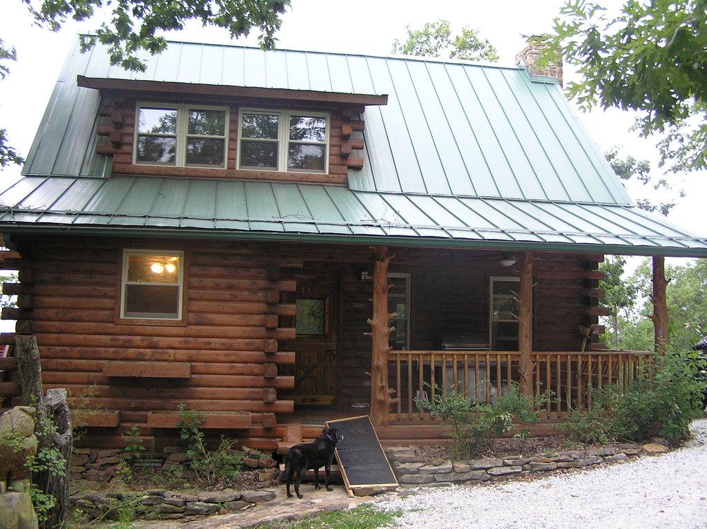 Ozark Bluff Dwellers Cabins