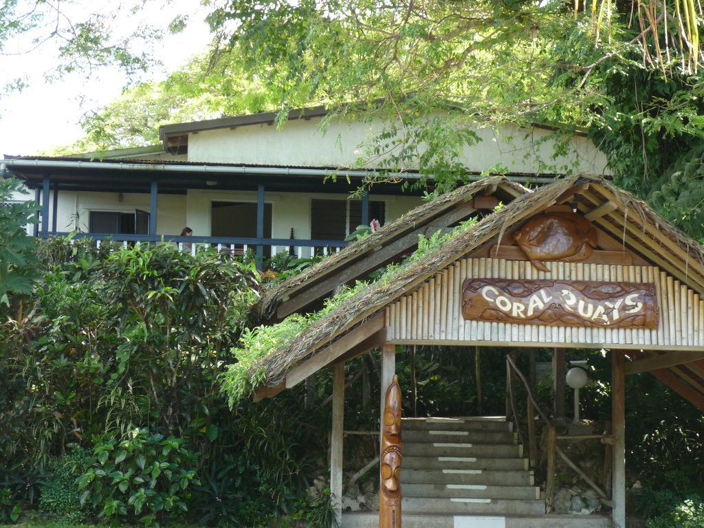 Coral Quays Fish & Dive Resort