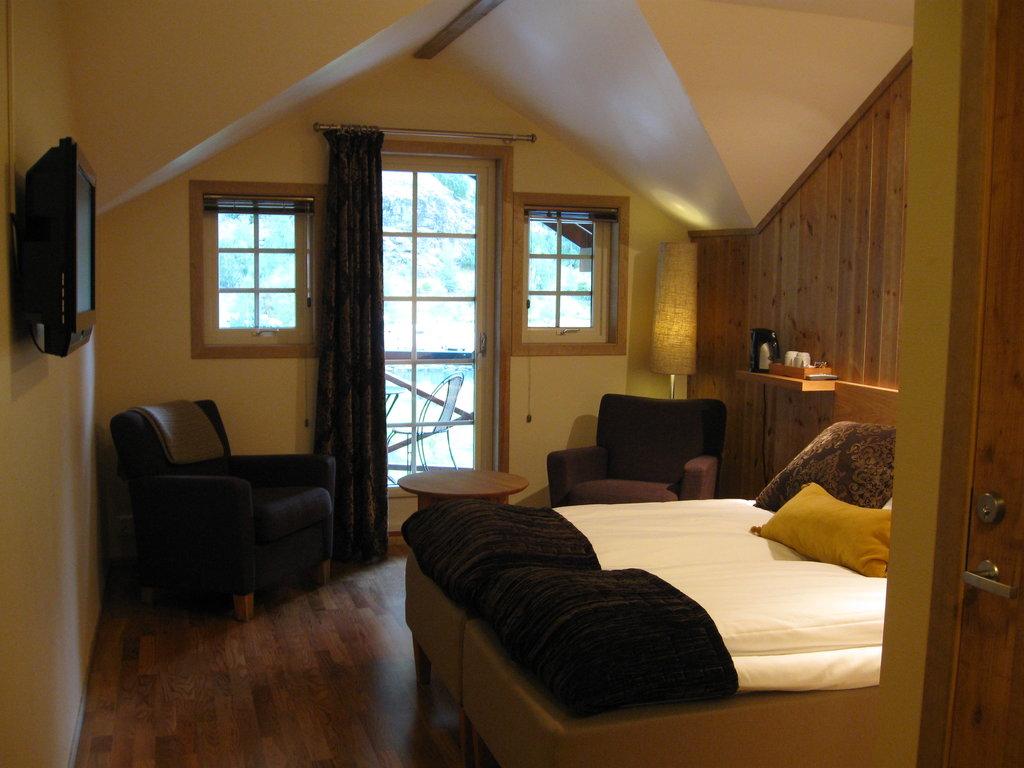 Flamsbrygga Hotell
