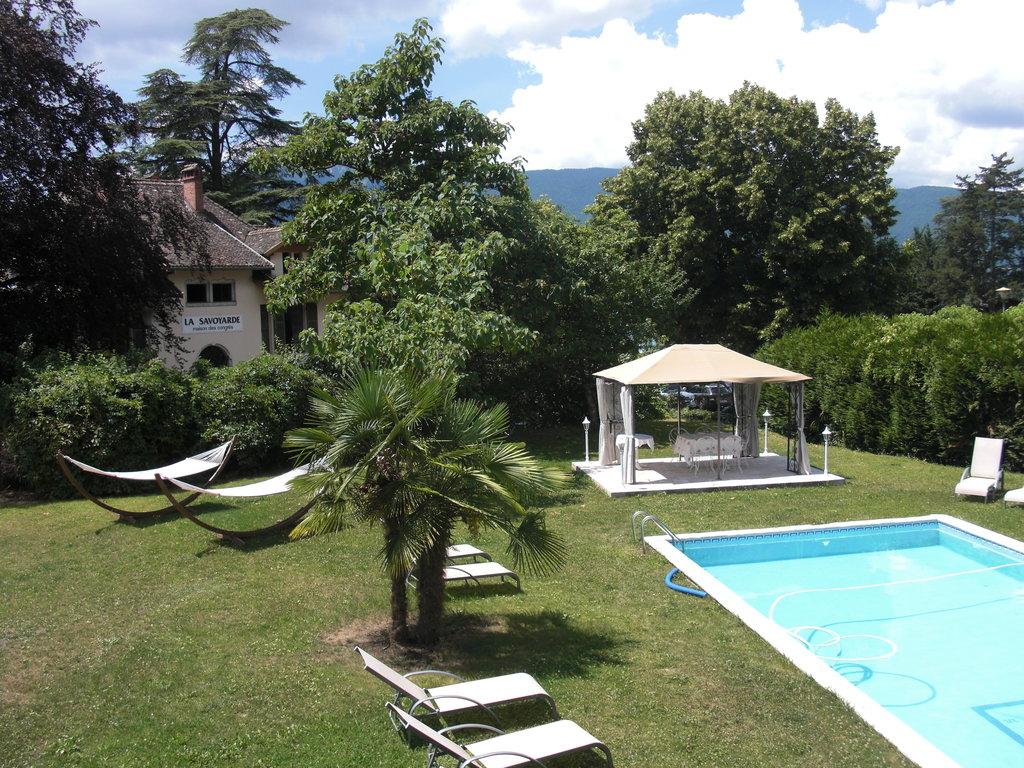 Hotel Villa Tranquille