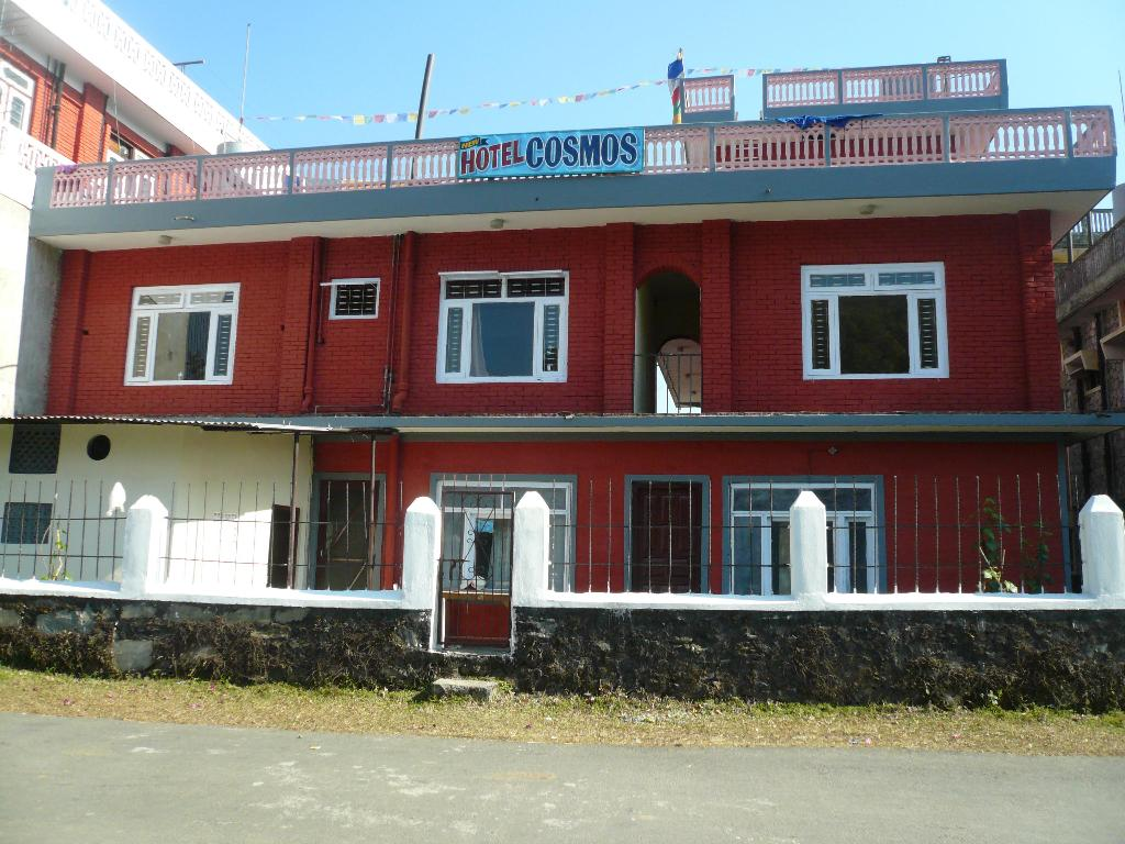 New Hotel Cosmos & Restaurant