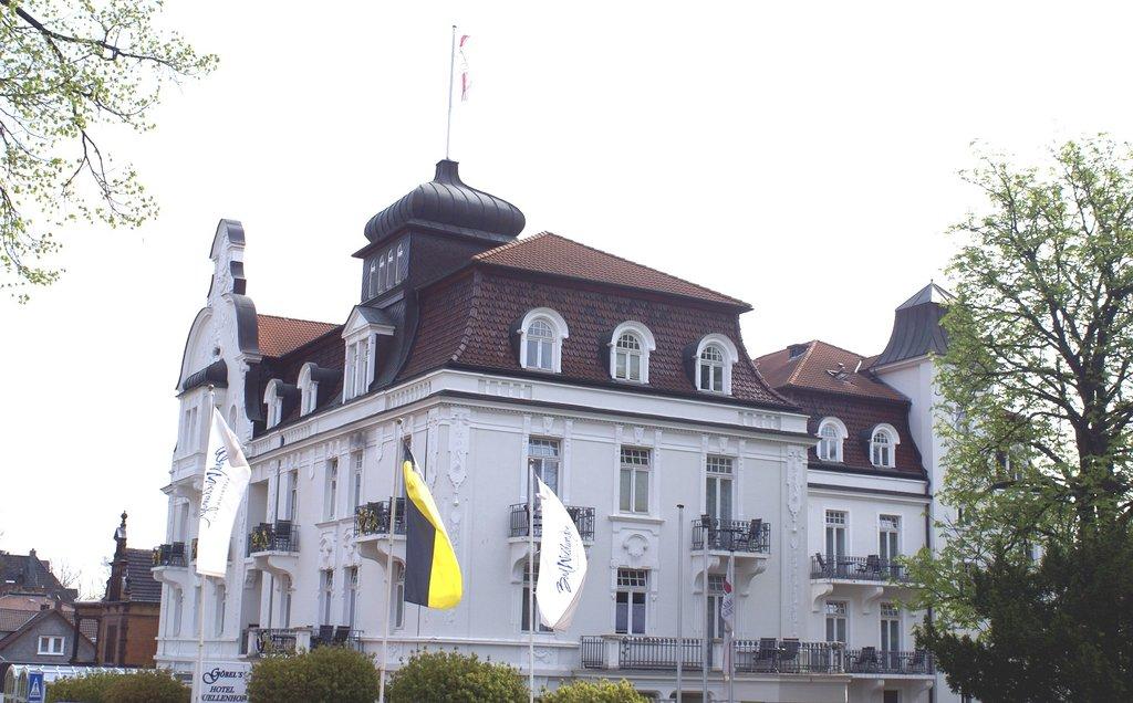 Goebels Hotel Quellenhof