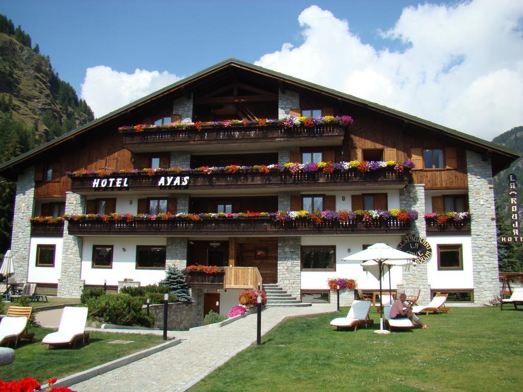 Hotel La Rouja