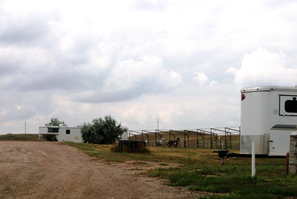 Buffalo Gap Guest Ranch and Trail Head