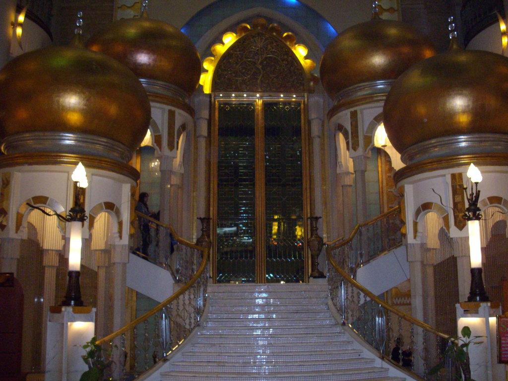 君邦天山飯店