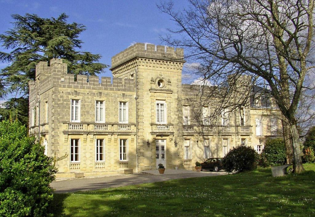 Chateau de Grand Branet