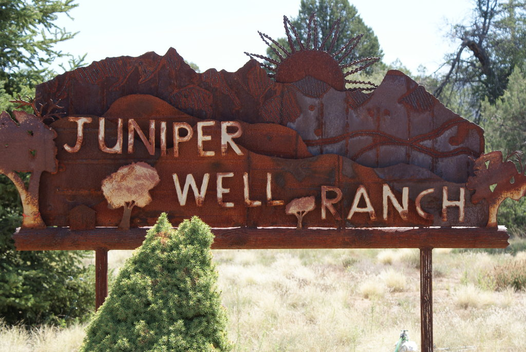 ‪Juniper Well Ranch‬