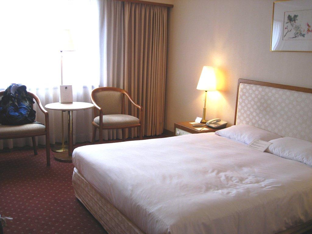 リバービューホテル台北(台北豪景大酒店)