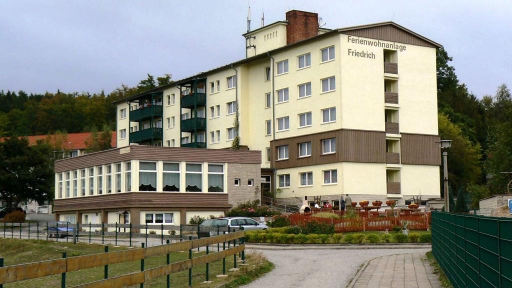 Hotel- und Ferienwohnanlage Friedrich