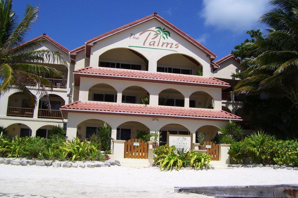 棕榈树海滨套房酒店