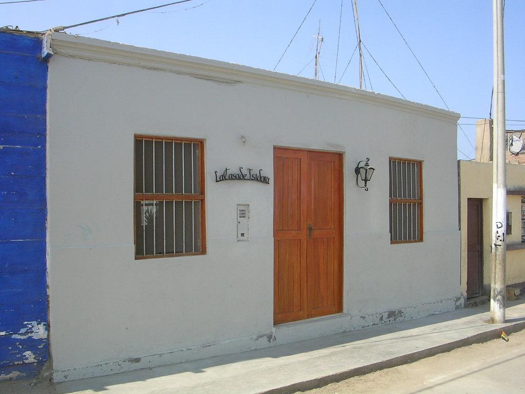 La casa de Isidora
