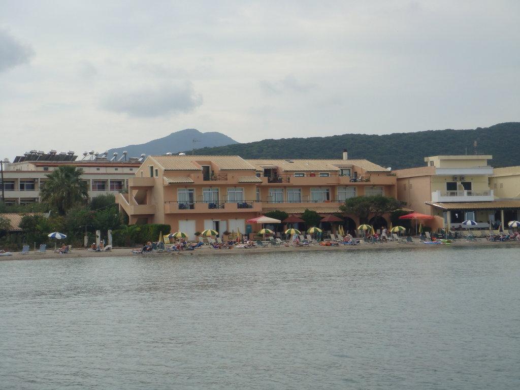 Christina Hotel Corfu Greece