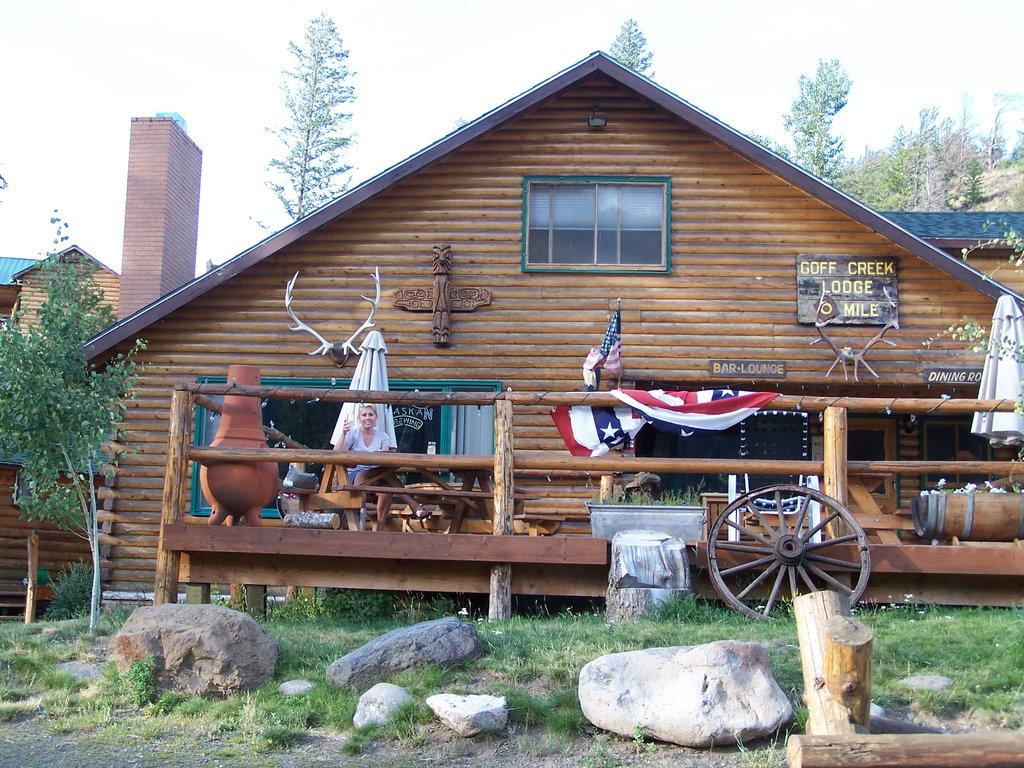 Goff Creek Lodge Resort