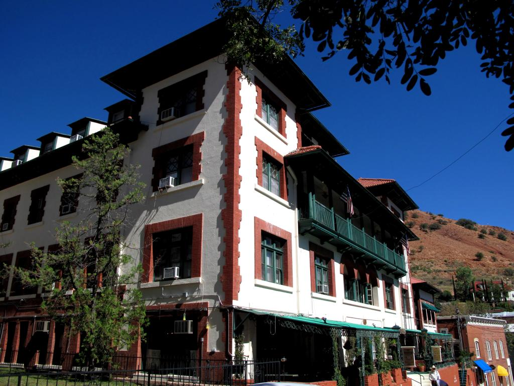 Copper Queen Hotel