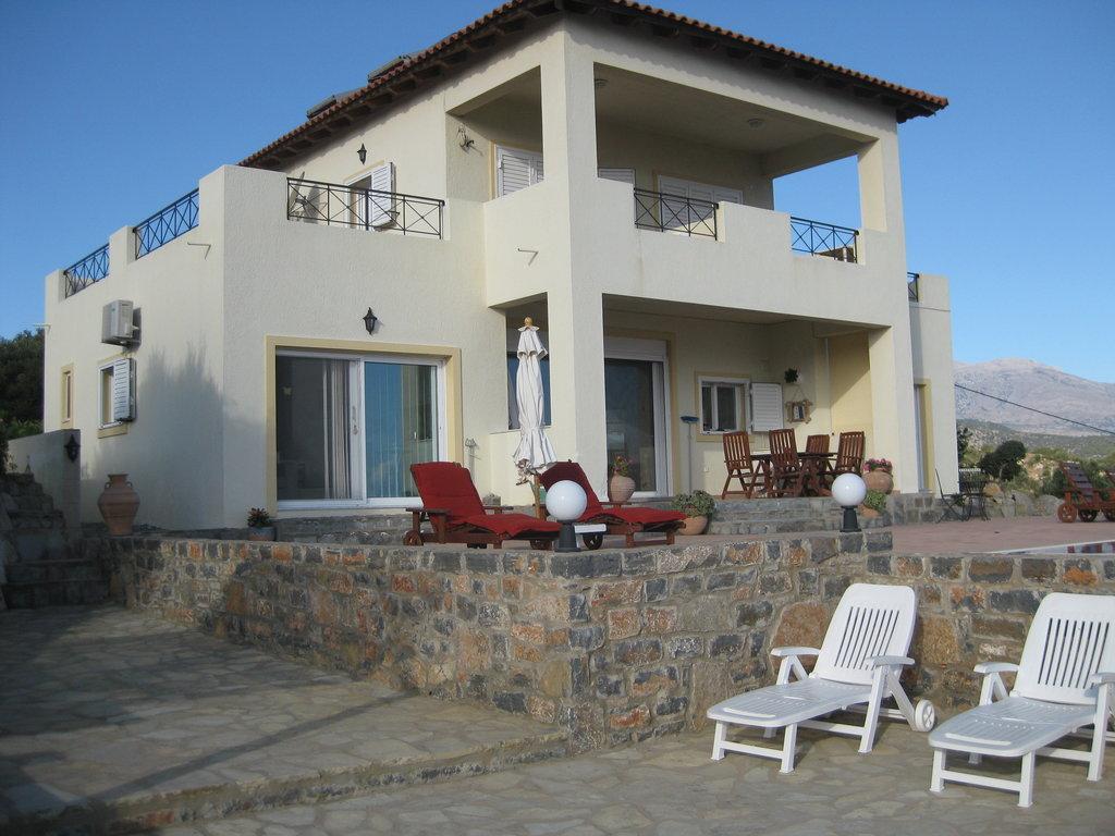 Villa Ozymandias
