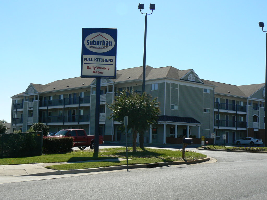 Suburban Extended Stay Charlotte-Pineville
