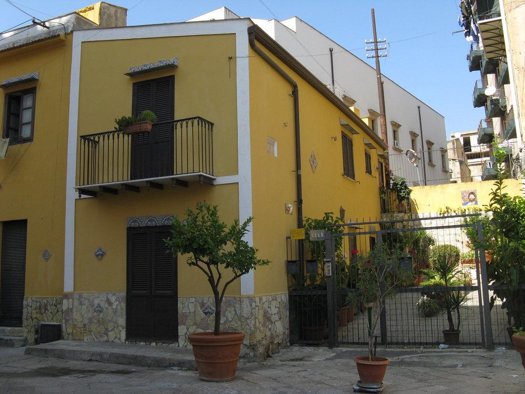 Palermo case vacanze Sant'Onofrio e Zisa