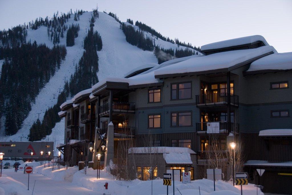 Red Mountain Resort Lodging