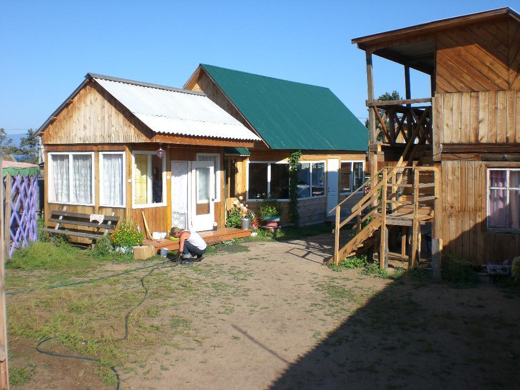 Baikaler Hostel