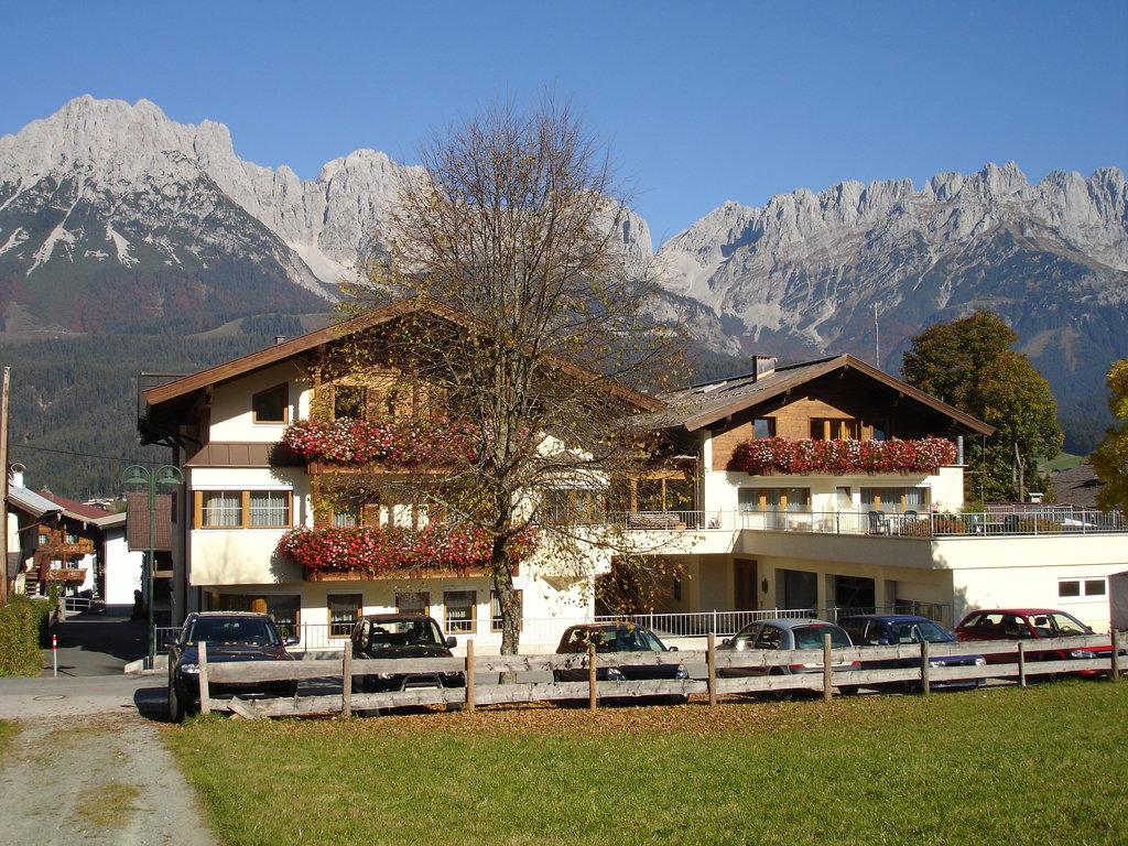 Fruehstueckspension Steinbacher Appartements