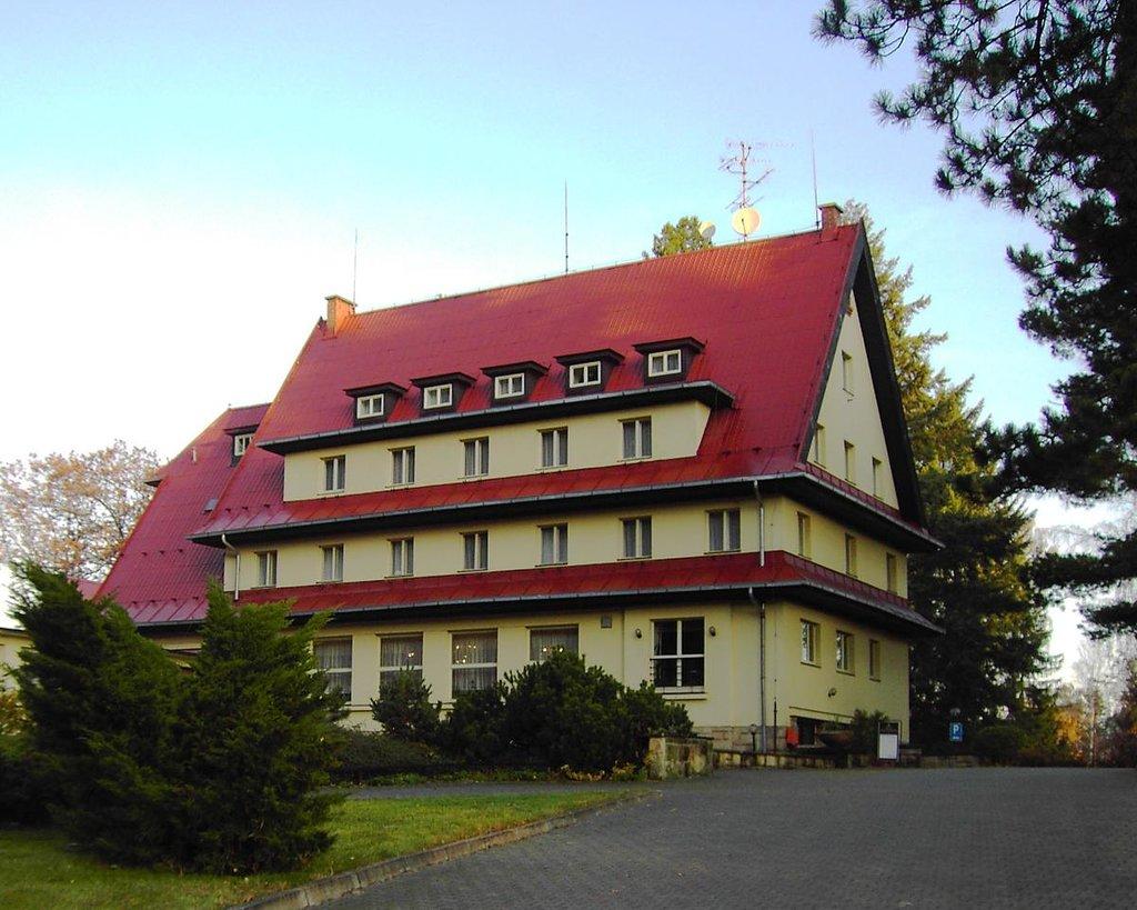 Parkhotel Skalni mesto