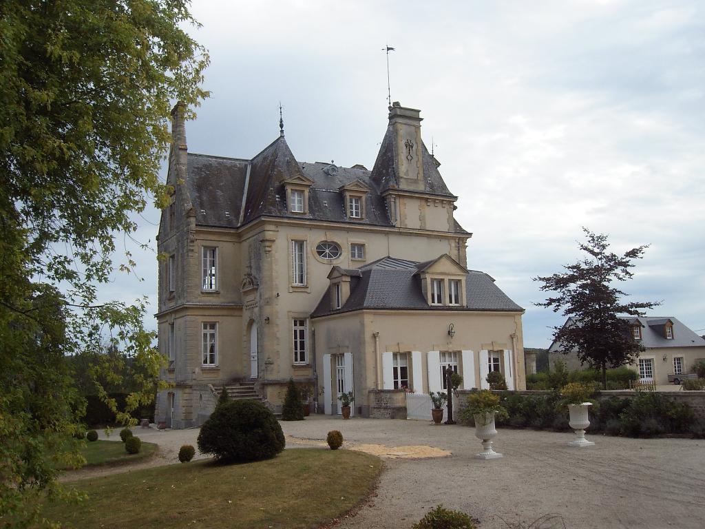 Chateau d'Argouges