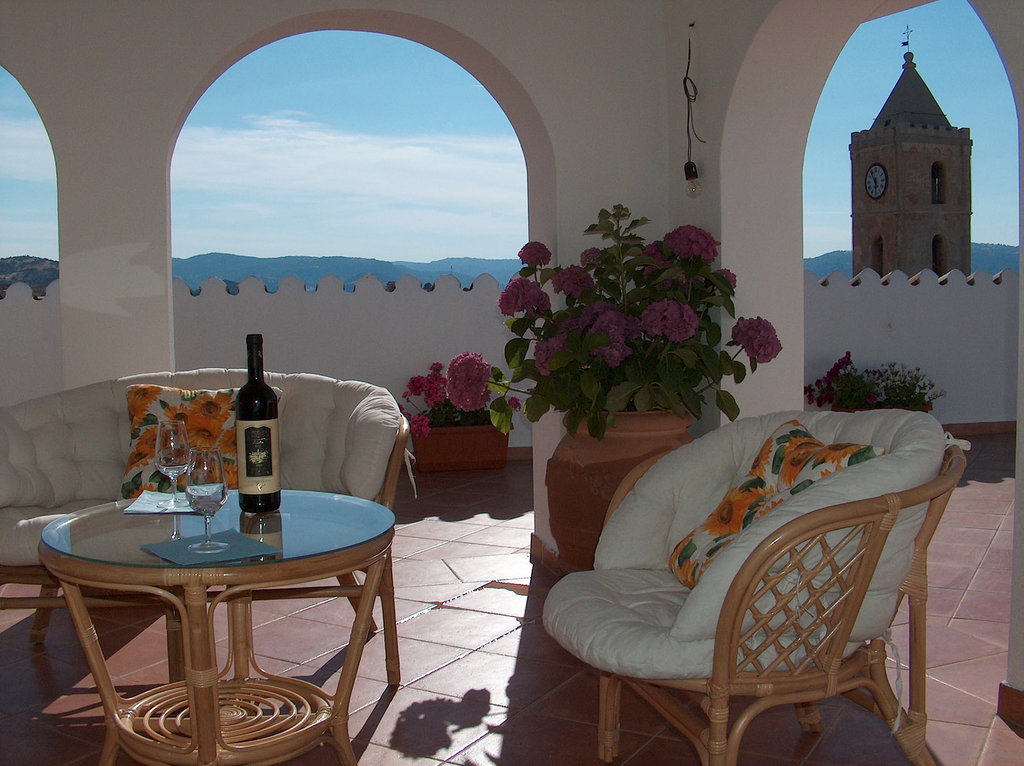 Oliena Luxury Bed and Breakfast  Santa Maria