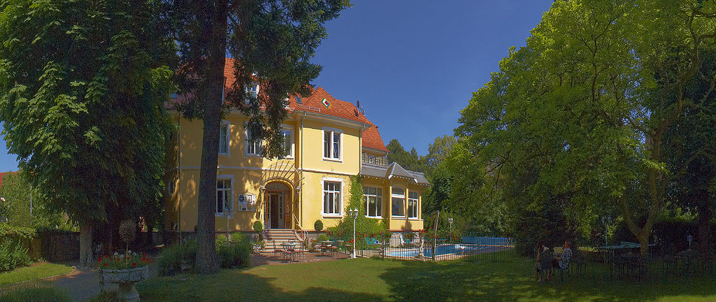 Romantik Hotel Du Parc