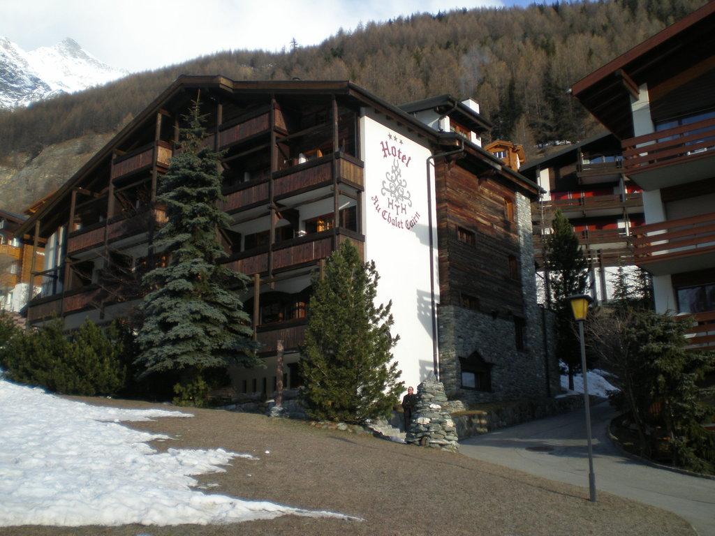 Hotel Au Chalet Cairn