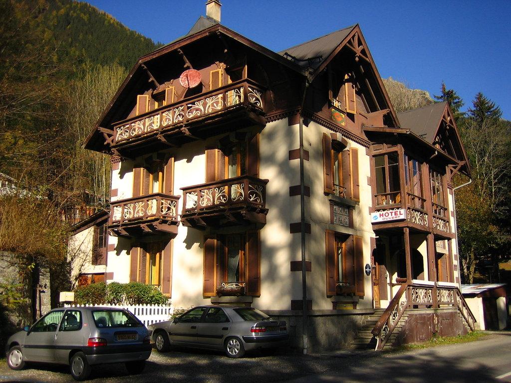 Hotel L'aiguille Verte