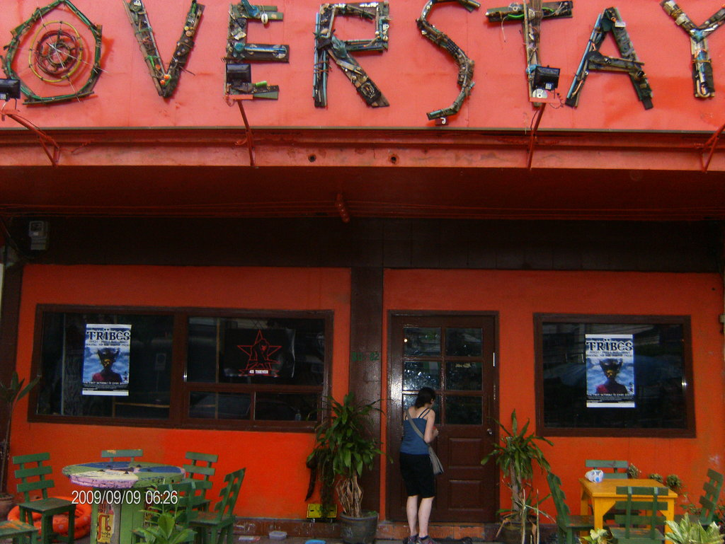 The Overstay