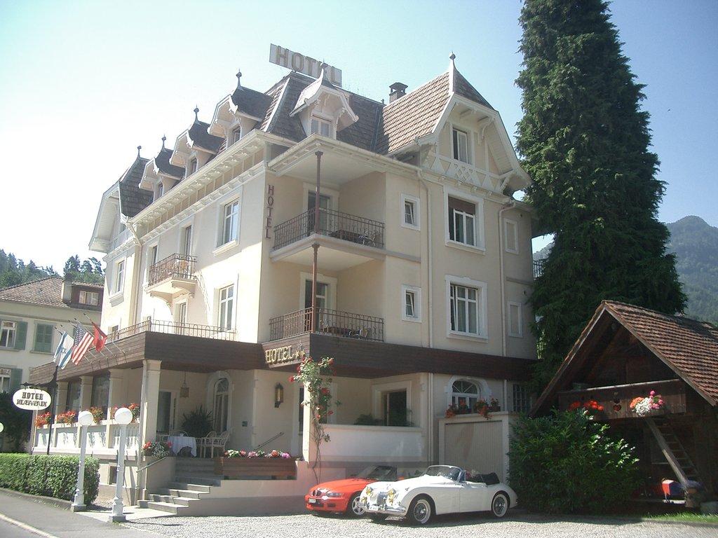 ホテル デ ラ パックス