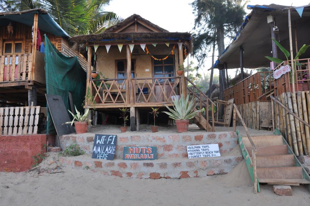 Parvati Huts
