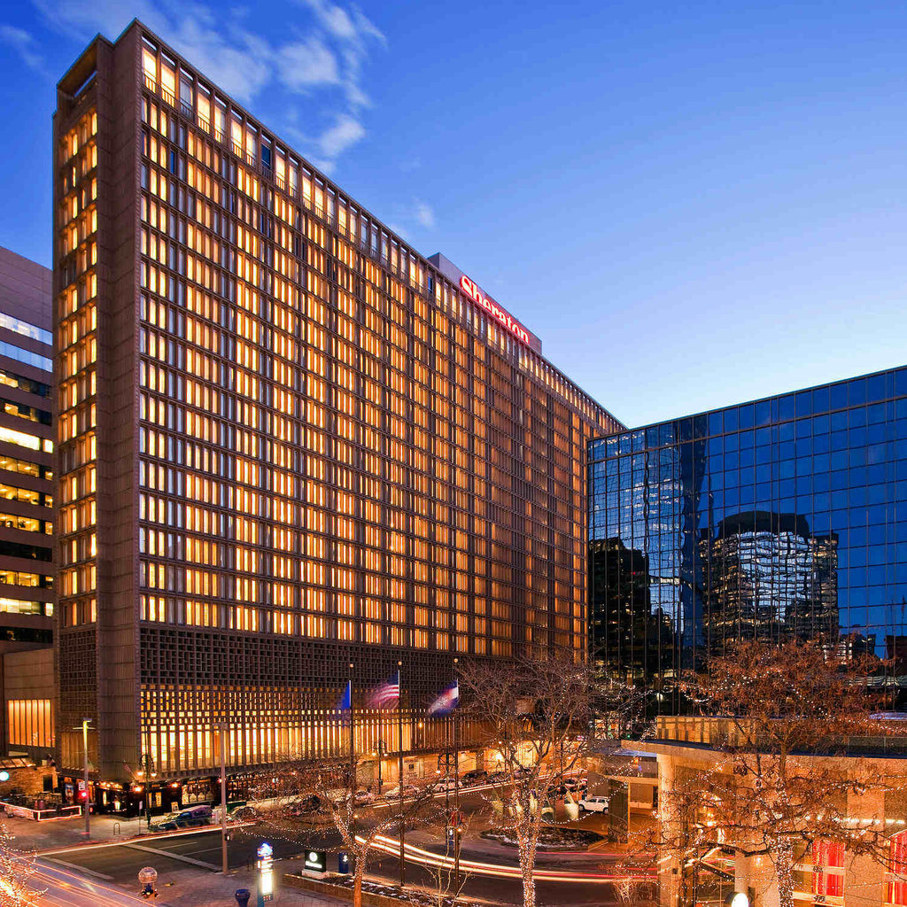‪Sheraton Denver Downtown Hotel‬