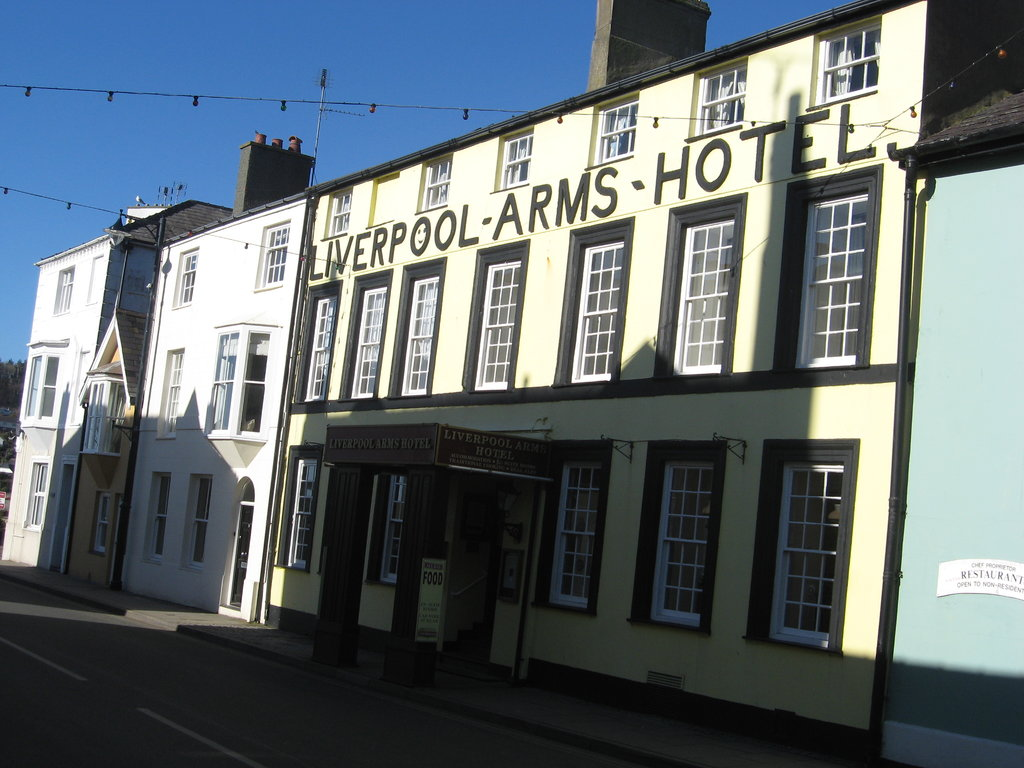 ‪The Liverpool Arms Hotel‬